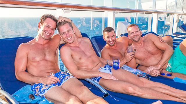 Cruise Gay Atlantis Mexique